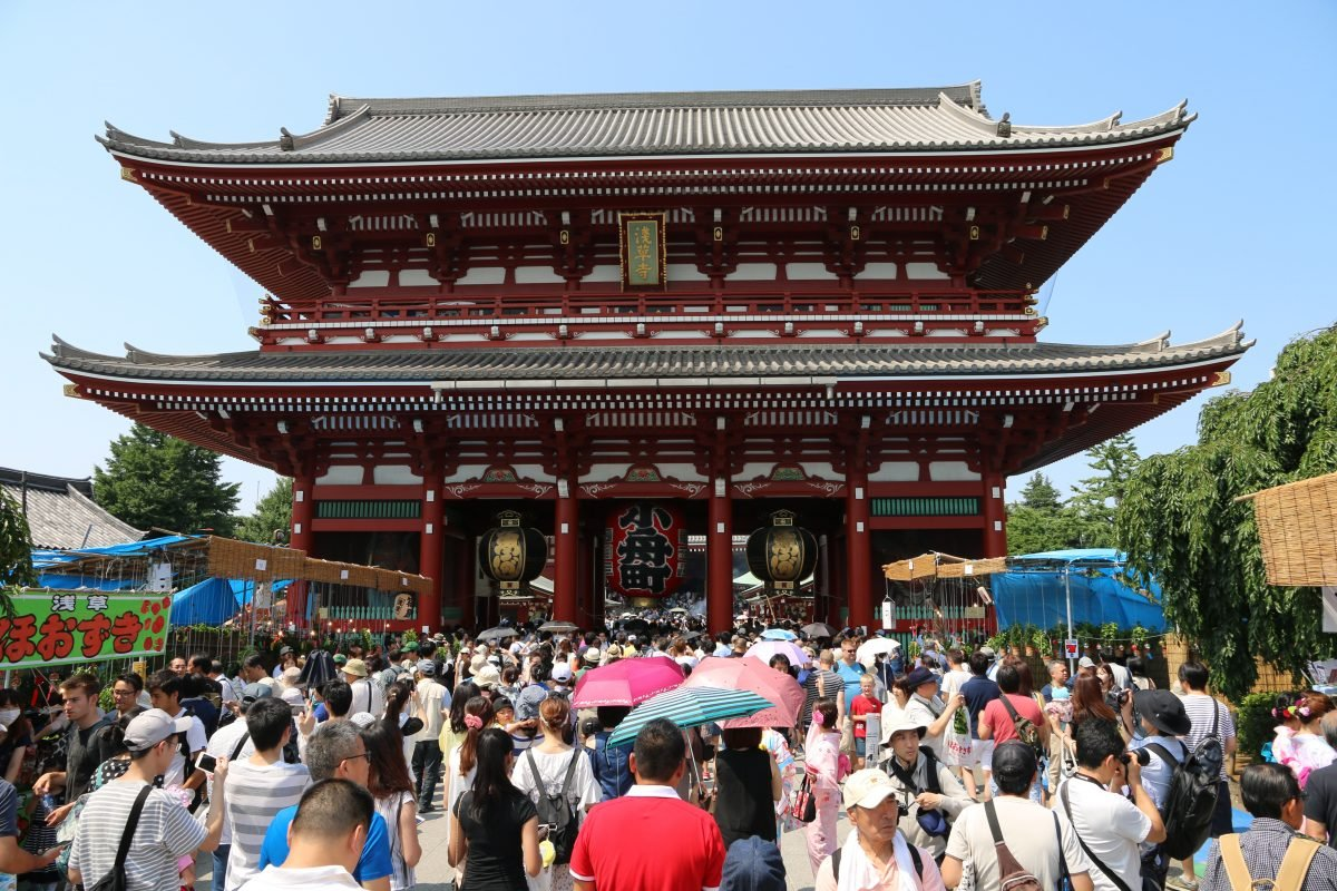 Japan inbound tourism quality not quantity